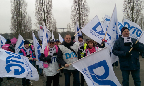 Demo in Hannover am 9.02.2017